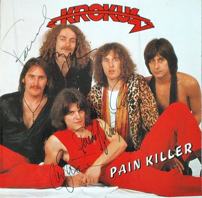 Painkiller Alternate Album Cover