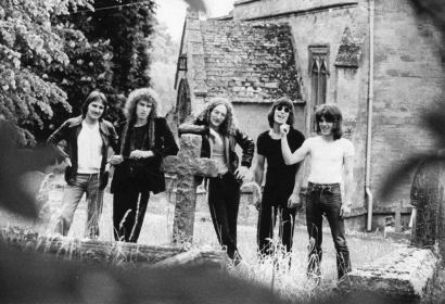 Grave Yard Band Photo