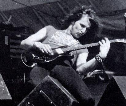 Fernando Von Arb 1980