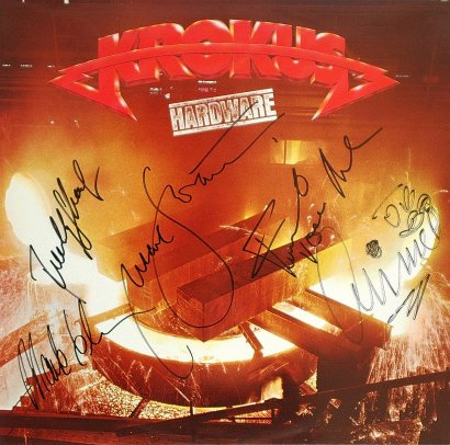 Hardware LP Signed