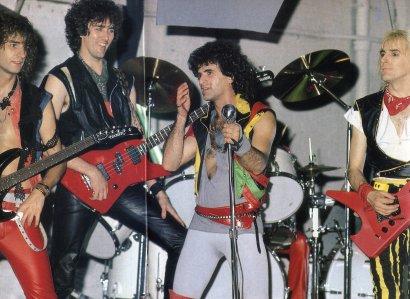 Krokus 1984