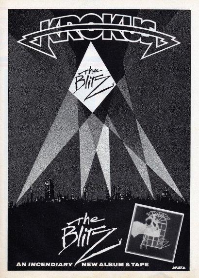 1984 The Blitz