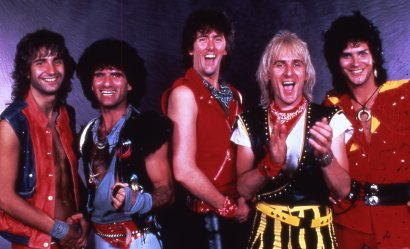 BLITZ Line-Up 1984