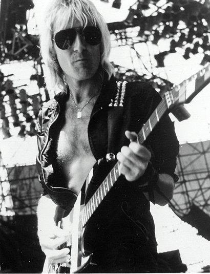 Fernando Von Arb - Lead Guitar