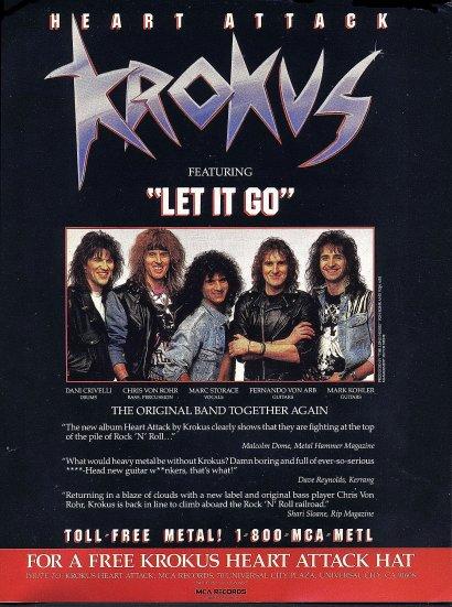 Record Company Ad