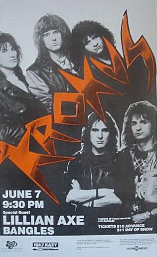 Denver Concert Poster
