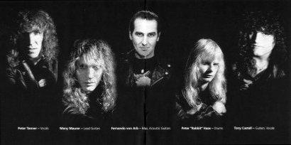 1990 STAMPEDE Line-Up