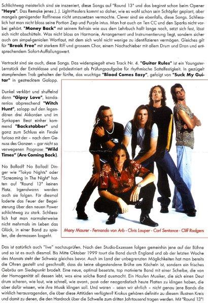Krokus Bio 1999