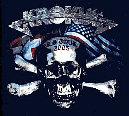 Krokus 2005 USA Tour Logo