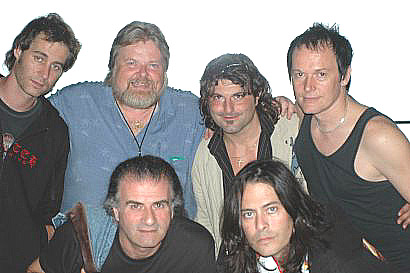 2006 HELLRAISER Line-Up + Peter