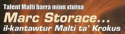 Marc Storace article 2-23-2008