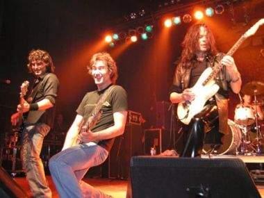 Tony Dom Mandy & Stefan 2006
