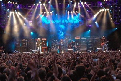 Krokus Live Bern 2008