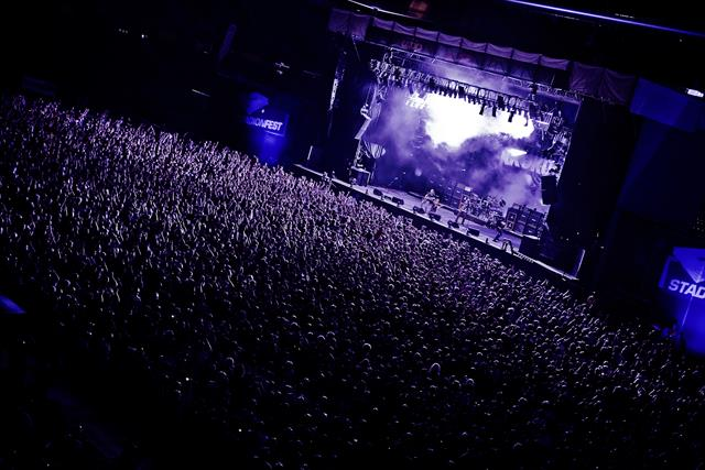 2008 Reunion Concert 'Stade De Suisse' Bern/Switzerland