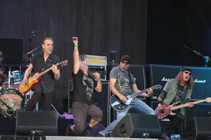 Krokus rock Balingen!
