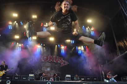 KROKUS at 'Bang Your Head' Festival