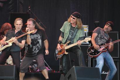 KROKUS rock BYH Festival