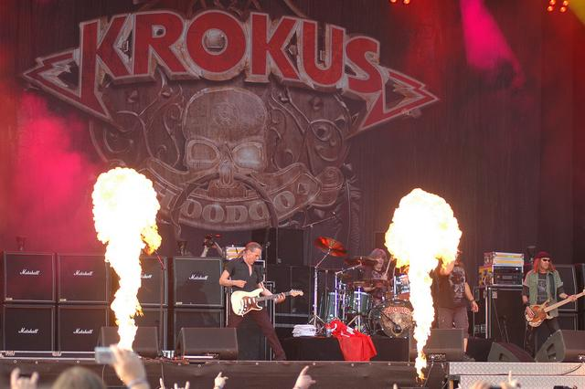 'Bang Your Head' KROKUS