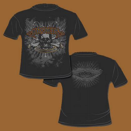 Krokus Vintage T-Shirt