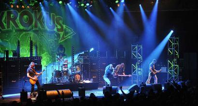 KROKUS 2010 LIVE