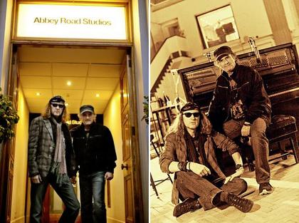 Krokus at Abbey Road Studios