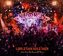 New KROKUS 'Live' CD Out Now!