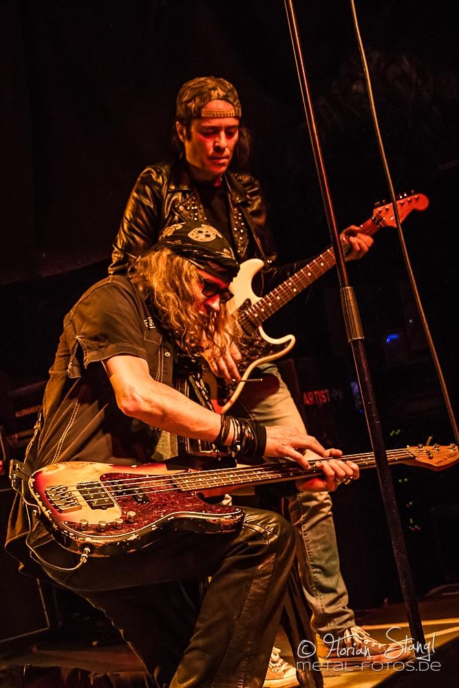 Chris Von Rohr + Mandy Meyer
