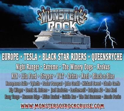 Monsters Of Rock + KROKUS