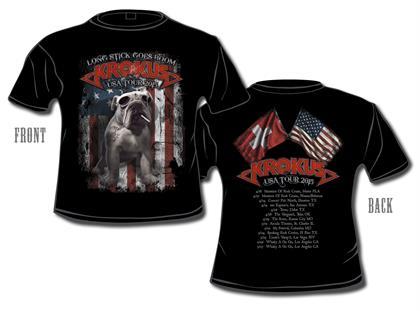 USA Tour T-Shirt
