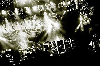 Krokus Live In Concert