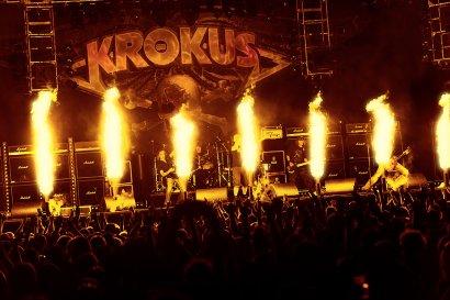 Krokus - FIRE