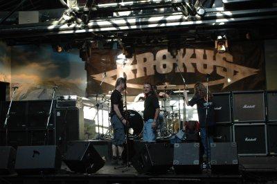soundcheck Alpenrock House Zurich CH 4-11-2007