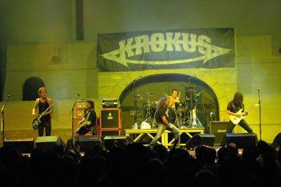 KROKUS HELLRAISER TOUR