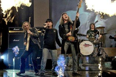 Krokus Swiss TV Show
