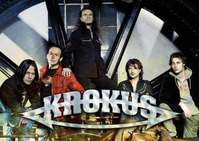 Krokus HELLRAISER Line-Up
