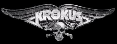 Krokus Skull Logo 2008