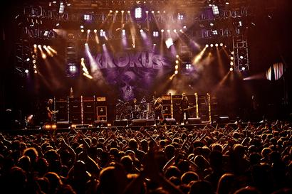 KROKUS & Crowd