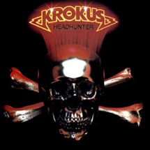 KROKUS Headhunter 1983