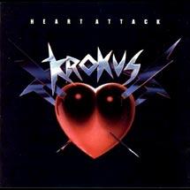 KROKUS Heart Attack 1988