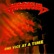 KROKUS One Vice At A Time 1982