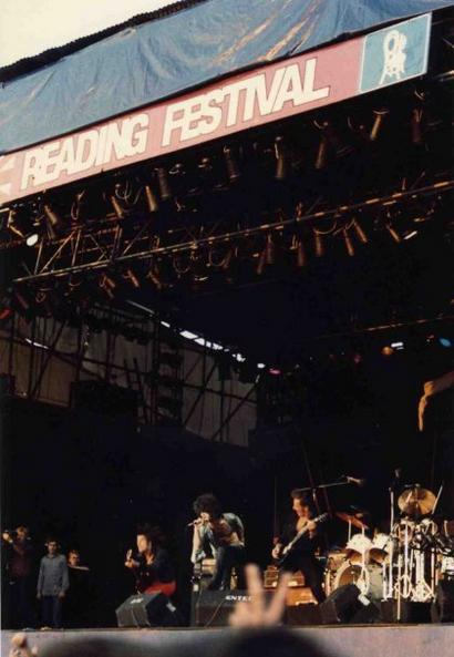 KROKUS @ Reading Festival rocks