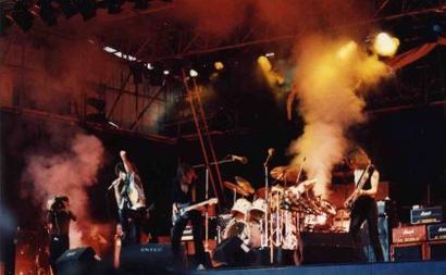 KROKUS at Reading Festival