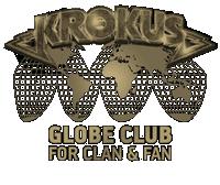 krokus logo globe club