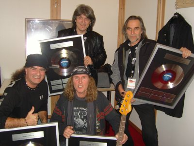 Diamond Award KROKUS