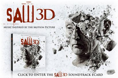SAW3D soundtrack