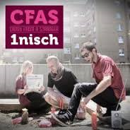 CD-Cover: CFAS - 1nisch