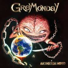 Cover Monster Mind von Grey Monday