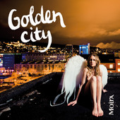 Cover Golden City von Moira