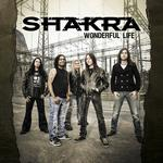 CD-Cover: Shakra - Wonderful Life