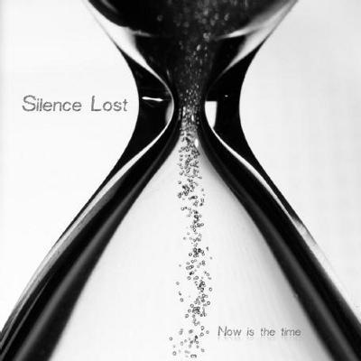 CD-Cover: Silence Lost - Now is the time